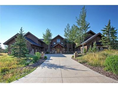 Promontory Area, Glenwild Single Family Home For Sale: 8095 Glenwild Drive