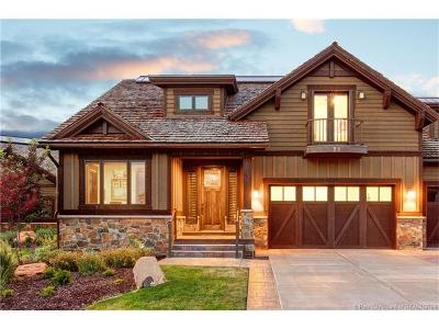 Tuhaye, Red Ledges Single Family Home For Sale: 1629 E Abajo Peak Court (Lot TV-4)