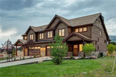 Tuhaye, Red Ledges Single Family Home For Sale: 1639 E Abajo Peak Cir (TV-28)