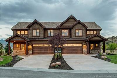 Tuhaye, Red Ledges Single Family Home For Sale: 1629 E Abajo Peak Cir (TV-27)
