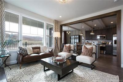Heber City Condo/Townhouse For Sale: 1046 W Cattail Court #E3