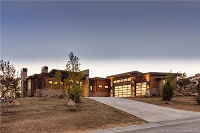 Heber City Single Family Home For Sale: 795 N Explorer Peak Dr. (Lot 404)