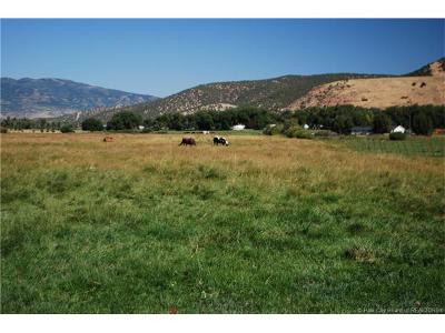 Oakley, Peoa Residential Lots & Land For Sale: 3108 W 5000 North