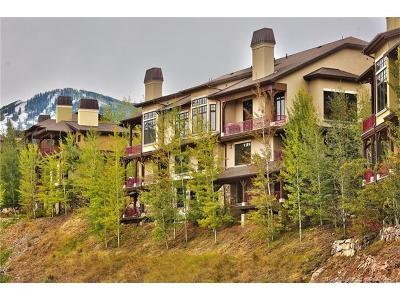 Park City Condo/Townhouse For Sale: 3694 N Vintage East #9