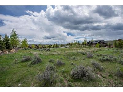 Promontory Area, Glenwild Residential Lots & Land For Sale: 705 Hollyhock