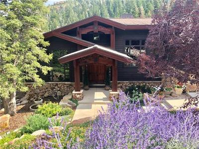 Single Family Home For Sale: 7084 Canyon Drive