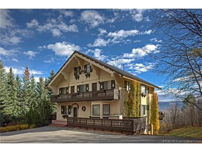 Midway UT Single Family Home For Sale: $659,000