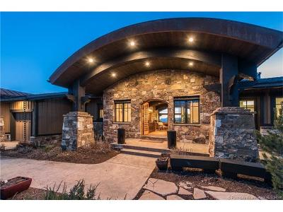 Tuhaye Single Family Home For Sale: 9923 N Uinta Drive