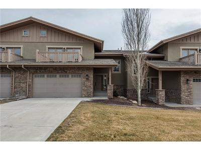 Midway Condo/Townhouse For Sale: 1120 N 520 West #Bldg 6 #