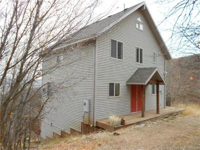 Single Family Home For Sale: 1408 Berrys Way