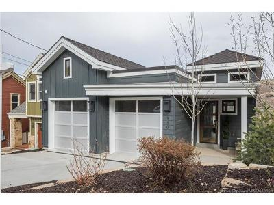 Park City Single Family Home For Sale: 950 Empire Avenue