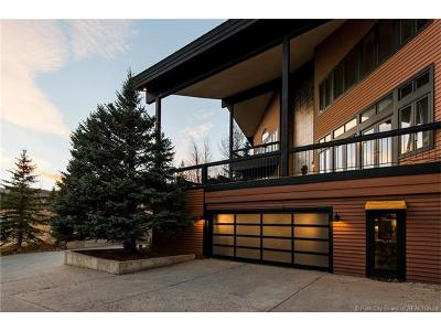 Park City UT Single Family Home For Sale: $1,900,000