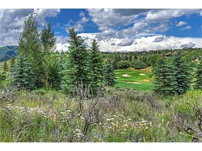 Promontory Area, Glenwild Residential Lots & Land For Sale: 6966 Lupine Drive