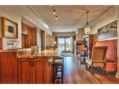 Park City Single Family Home For Sale: 2300 E Deer Valley Drive #514-5H