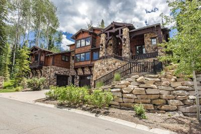 Single Family Home For Sale: 39 Silver Strike Trail