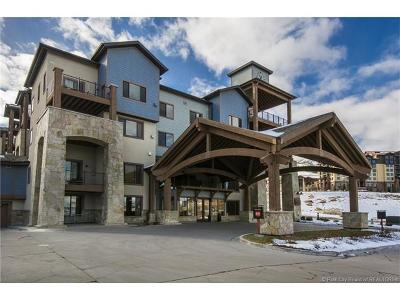 Park City Condo/Townhouse For Sale: 2669 Canyons Resort Drive #302A/B