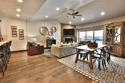 Heber City Condo/Townhouse Active - Time Clause: 14369 N Rendezvous Trail #44C