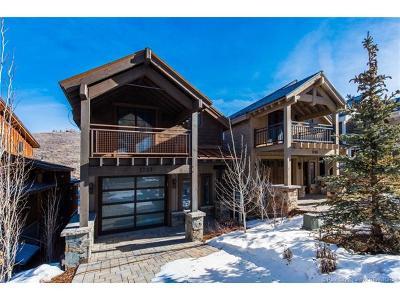 Park City UT Single Family Home For Sale: $2,199,000