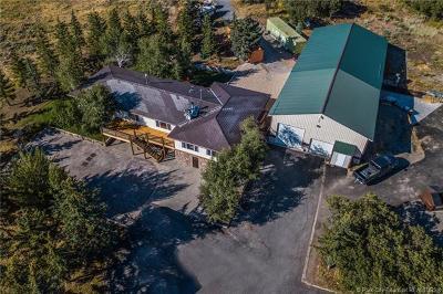 Silver Creek Single Family Home For Sale: 1655 E Oakridge Road