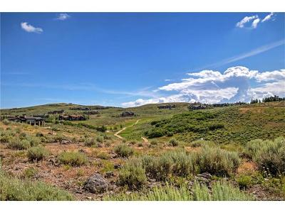 Park City Residential Lots & Land For Sale: 8882 Promontory Ridge Drive