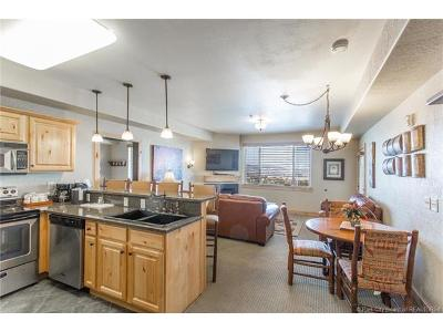Park City Condo/Townhouse For Sale: 2669 Canyons Resort Drive #202