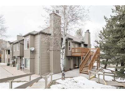 Park City Condo/Townhouse For Sale: 2100 Canyons Resort #17 B-1