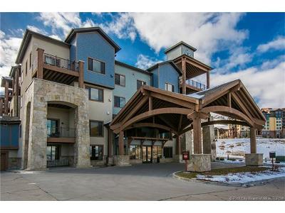 Park City Condo/Townhouse For Sale: 2653 Canyons Resort Drive #425
