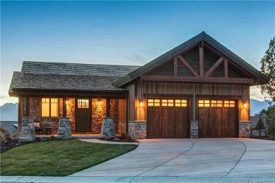 Tuhaye, Red Ledges Single Family Home For Sale: 181 N Kings Peak Crt (Cp-22)