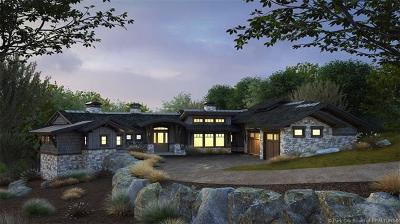 Tuhaye, Red Ledges Single Family Home For Sale: 228 N Ibapah Peak Dr (Lot 139)