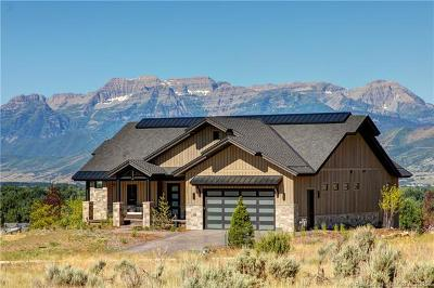 Tuhaye, Red Ledges Single Family Home For Sale: 639 N Haystack Mountain Dr. (Lot 293)