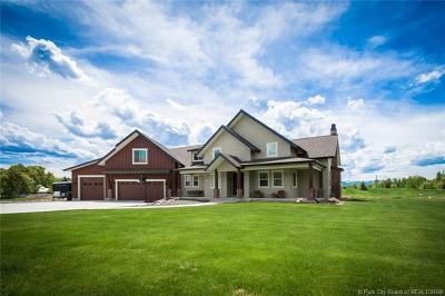 Midway Single Family Home For Sale: 380 Deer Ridge Drive