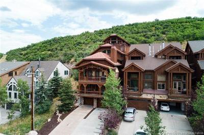 Old Town Area Condo/Townhouse For Sale: 345 Deer Valley Drive #5