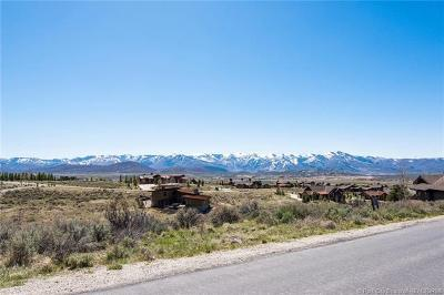 Park City Residential Lots & Land For Sale: 3216 E Westview Trail