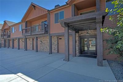Heber City Condo/Townhouse For Sale: 14311 N Buck Horn Trail #O
