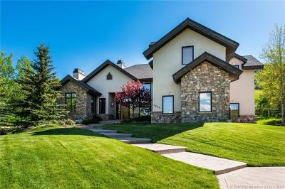 Single Family Home For Sale: 2635 Aspen Springs Drive