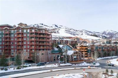 Park City Condo/Townhouse For Sale: 3000 Canyons Resort Drive #4516