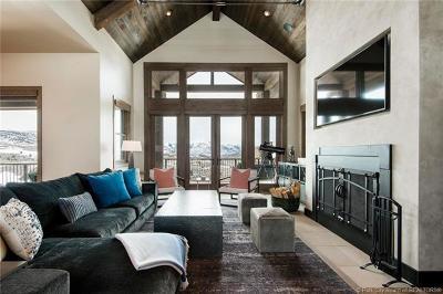 Heber City Single Family Home For Sale: 6768 E Riparian Way