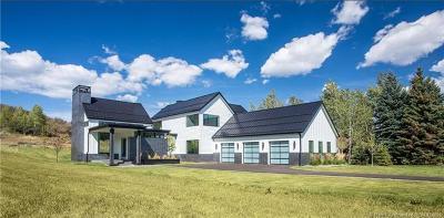 Single Family Home For Sale: 2319 Lucky John Drive