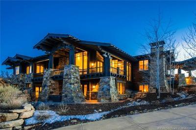 Tuhaye Single Family Home For Sale: 9155 N Twin Peaks Drive