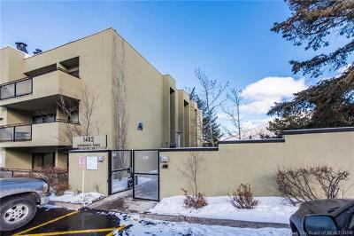 Park City Condo/Townhouse For Sale: 1482 Empire Avenue #Q5