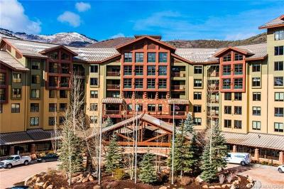 Park City Condo/Townhouse For Sale: 3855 N Grand Summit #427/429