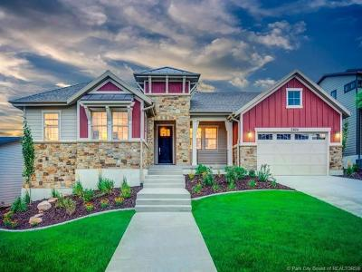 Park City Single Family Home For Sale: 2406 Ledger Way