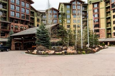 Park City Condo/Townhouse For Sale: 3855 Grand Summit Drive #459
