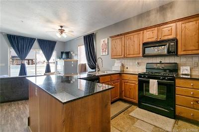 Park City Condo/Townhouse For Sale: 1576 Fox Hollow #F9