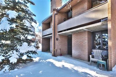 Park City Condo/Townhouse For Sale: 1796 Captain Molly Drive #295