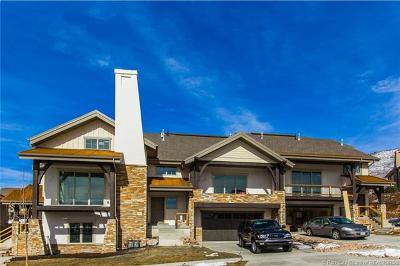 Heber City Condo/Townhouse For Sale: 560 W Heritage Way #21-A