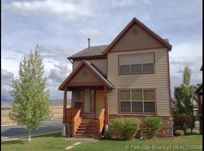 Park City Single Family Home For Sale: 5679 N Polar Way