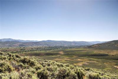 Heber City Residential Lots & Land For Sale: 6674 N Moon Rise Way
