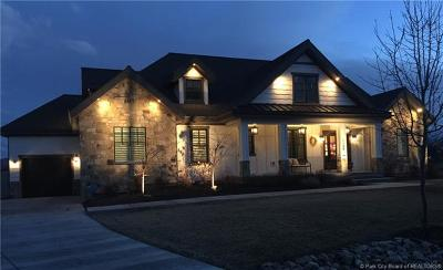 Midway Single Family Home For Sale: 1128 Dutch Fields Parkway