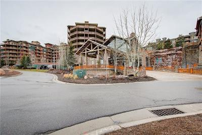 Park City Condo/Townhouse For Sale: 3000 Canyons Resort #3901
